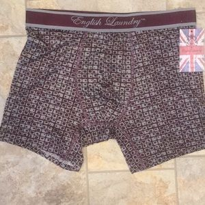 English Laundry Elegant Arrogant boxer brief
